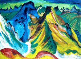 Ernst Ludwig Kirchner en Davos - Pintura y Artistas