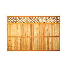 Cloture Pre Assemblee Bon Voisin 6 X 8 Pi Backyard Fences Backyard Fence