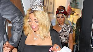 Wendy Williams Dishes On Wild Birthday Party With Blac Chyna: 'We Were  Dippin' & Doing It' – Ocean Pop