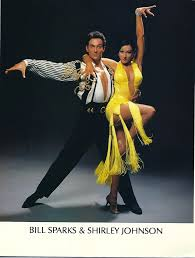 Shirley Johnson - Encyclopedia of DanceSport