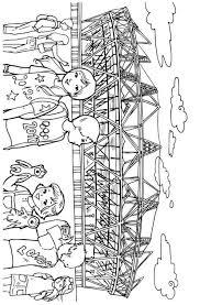 Kids N Fun Kleurplaat Olympische Spelen London 2012 Olympic Stadium