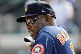 Altuve gets hit, booed and Dusty Baker waves it off   Promotions ...