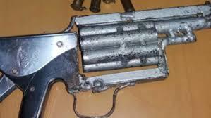 homemade guns patriots with guns
