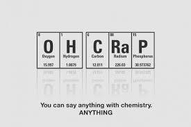 cuma orang super pintar yang bisa ngerti lelucon kimia ini