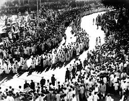 Gandhi and India's freedom movement: Special exhibition - art and ...