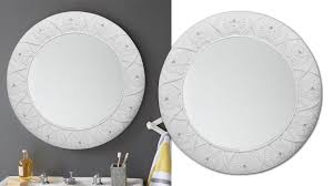 38 off elegant circular wall mirror