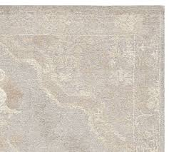 kenley tufted wool rug swatch pottery