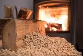 pellet stove types efficiency