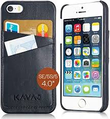 kavaj iphone se 5s 5 case cover leather