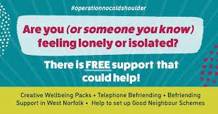 charity – West Norfolk Befriending