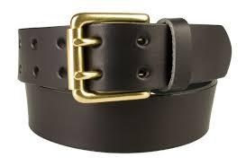 double g leather jeans belt belt
