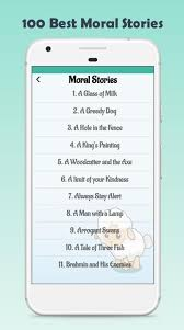 100 Best Moral Stories For Android Apk Download