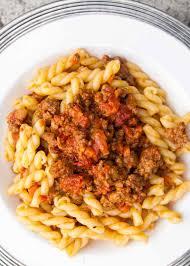 bolognese sauce simplyrecipes