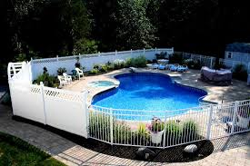 Four Of Our Favorite Swimming Pool Landscaping Ideas Inground Pool Landscaping Pool Landscaping Swimming Pool Landscaping