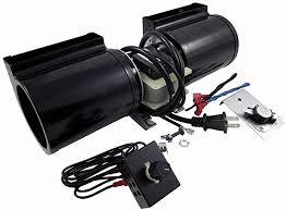 heat n glo gfk 160a fan kit blower unit