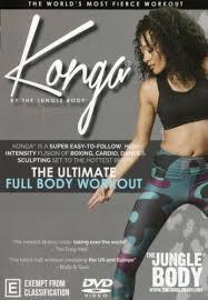 konga workout dvd region 4