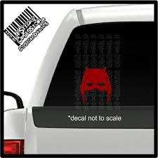Friday The 13th Jason Mask Stick Figure Family Decal Car Laptop Yeti Decal