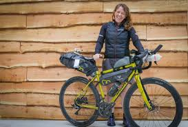 Shand sponsors world record-breaking Jenny Graham cycling premiere at  Kendal Mountain Festival | Shand Cycles