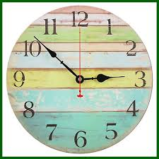 silent non ticking nautical new wall clocks
