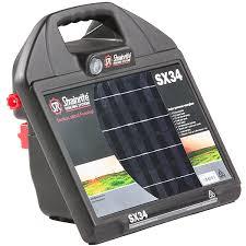Sx67 Solar 5km Energizer Strainrite New Zealand