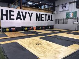 diy weightlifting platform hmbc