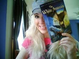 Hilary Wagner: It's Here! THE WHITE ASSASSIN ARC!