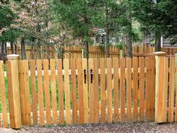 Dog Ear Picket Fence 1 Traditional Baltimore By Mid Atlantic Deck And Fence