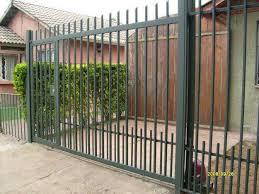 Reparacion De Portones Electricos En Concepcion Rejas Para Casas Puertas Electricas Disenos De Puertas Metalicas