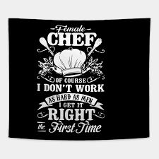 chef quotes chef tapestry teepublic
