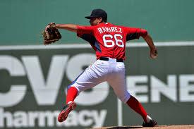 Who is Boston Red Sox rookie Noe Ramirez? - Minor League Ball