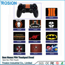 China Ps4 Controller Touchpad Decal Dualshock Vinyl Skin Ps4 Touch Pad Sticker Wholesale And Retail China Ps4 Touchpad Decal And Ps4 Touchpad Sticker Price