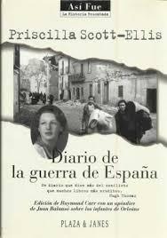 Diario De La Guerra De Espana (Spanish Edition): Scott-Ellis, Priscilla:  9788401530074: Amazon.com: Books