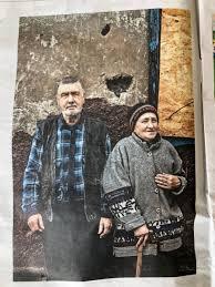 """Michiel Driebergen on Twitter: """"Het is vijf jaar oorlog in de Donbas. Onze  ode aan de bewoners, vandaag in #DeVerdieping van @trouw. Beeld: Adriaan  Backer. https://t.co/mkA7NghR6i… https://t.co/cLsDb2zG9e"""""""