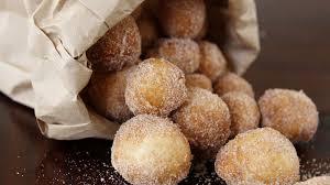 cinnamon sugar doughnut minis recipe