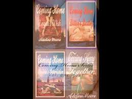 Coming Home Series Vol one - four by Adeline Moore | Erotic novels