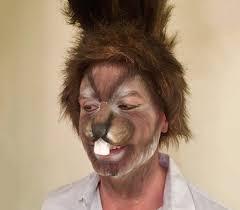 rabbit makeup face saubhaya makeup