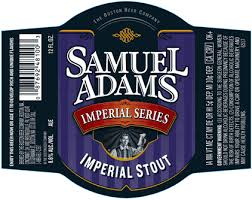 Bob's Brew and Liquor Reviews: Samuel Adams Imperial Stout