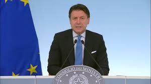 Conte annuncia l'inasprimento delle misure: 'Italia zona protetta ...