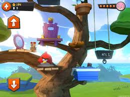 Angry Birds Go Family Tree Screenshot