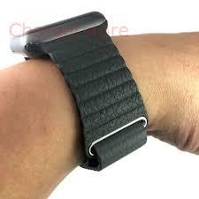 original apple watch leather loop band