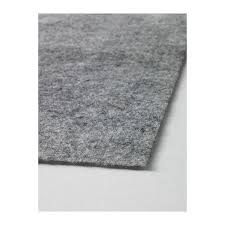 ikea baring rug underlay with anti slip