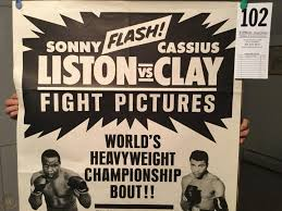 Image result for 1964 Cassius Clay defeats Sonny Liston