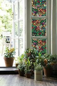 window stained glass up biz