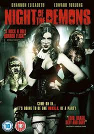 Night of the Demons (2009) Director: Adam Gierasch Cast: Shannon ...