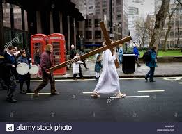 London, England. The Easter Good Friday ...
