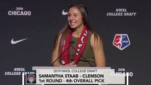 Clemson Women's Soccer star drafted in first round of NWSL draft