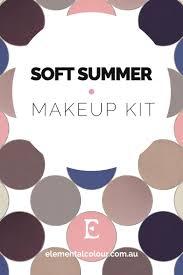 soft summer palette makeup saubhaya