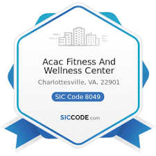 acac fitness and wellness center zip