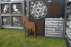 Kiwi Metal Art