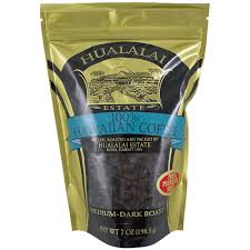 Hualalai Coffee Estate 7 oz - 100% Hawaiian Coffee Beans - Best ...